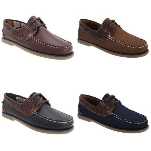 Dek Mens Moccasin Boat Shoes