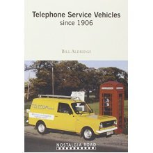 Telephone Service Vehicles Since 1906