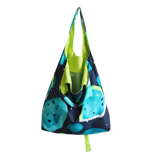 Foldable Ultra-light Reusable Shopping Bag Fashion Storage Bag-A2