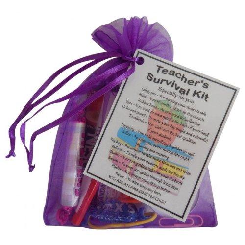 Teacher's Survival Kit - Great way to thank your Teacher