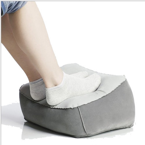 Kabalo Inflatable Travel Foot Rest Pillow