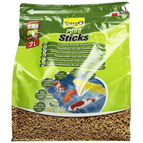 Tetra Pond Sticks Bag 7 Litre