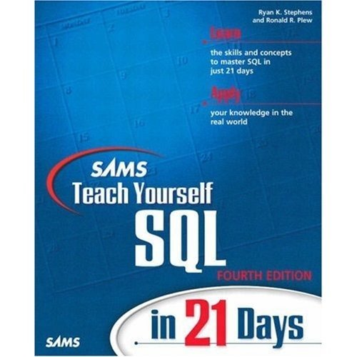 Sams Teach Yourself Sql in 21 Days