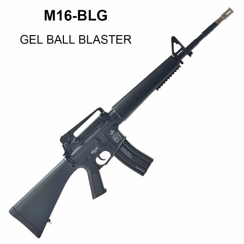 M16 Gel Ball Blaster - Electric Gel  Crystal Beads Toy Blaster
