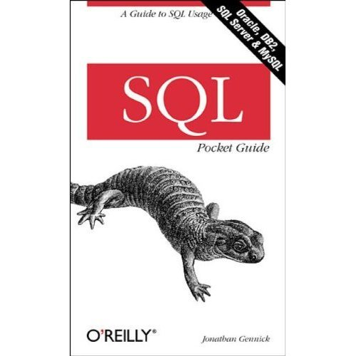 SQL Pocket Guide (Pocket Reference)