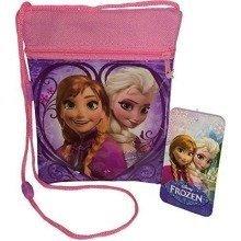 Frozen Passport Bag