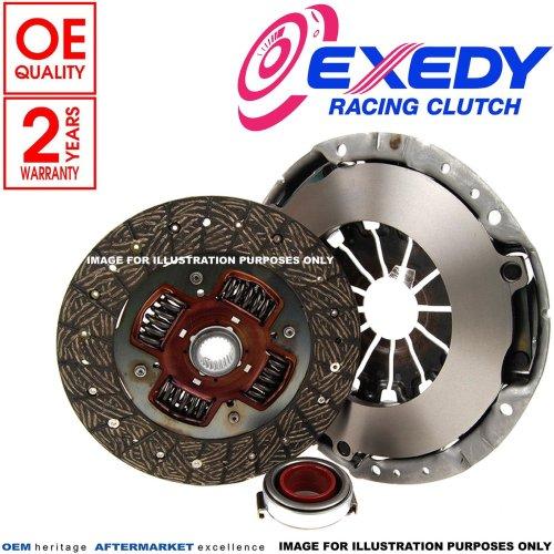 FOR Toyota Aygo Peugeot 107 Citroen C1 1.0 Exedy Clutch Kit INC Bearing 190mm
