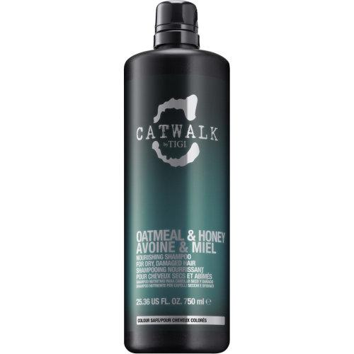 TIGI Catwalk Oatmeal & Honey Nourishing Shampoo - 750ml
