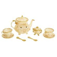Beauty and the Beast 32724-EU Enchanted Objects Tea Set