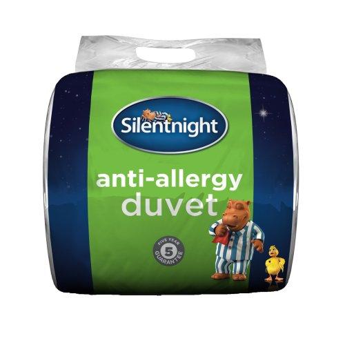 Silentnight Anti-Allergy Duvet, 13.5 Tog - Double