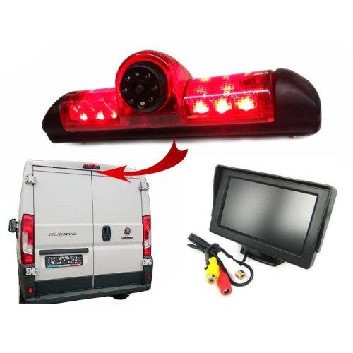 Peugeot Boxer Van 2006 - 2018 Reversing Camera Dash Monitor