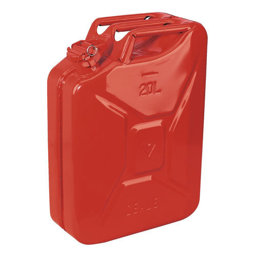 Sealey JC20 20ltr Jerry Can - Red