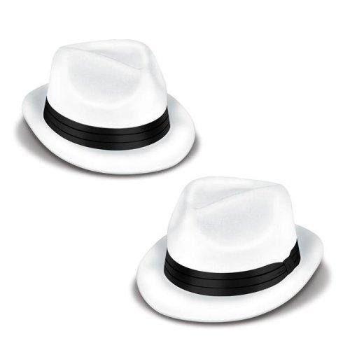 e13924b7fa119 The Beistle 60339-25 Velour Havana Chairman Hats