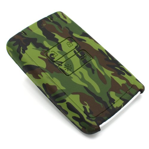 4Buttons Car Key Case RC Silicone Cover from finest Folia