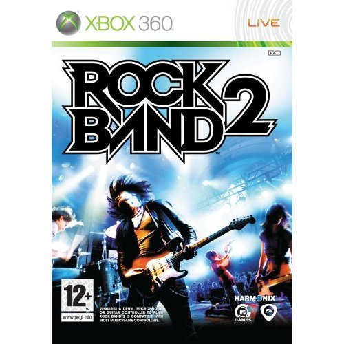 Rock Band 2 - Game Only (Xbox 360)