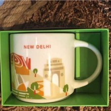 Starbucks You Are Here Mug Collection - New Delhi