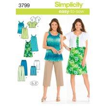 SIMPLICITY MISSES AND JUNIORS DRESS, TUN-XXS,XS,S,M