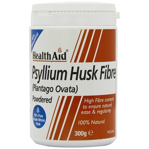 Healthaid Psyllium Husk Fibre - 300g Powder