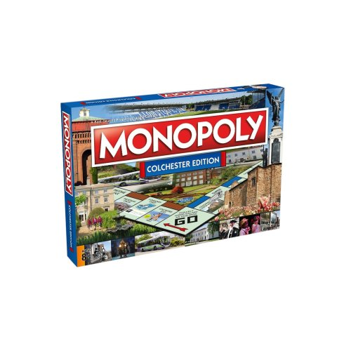 Colchester Monopoly Game