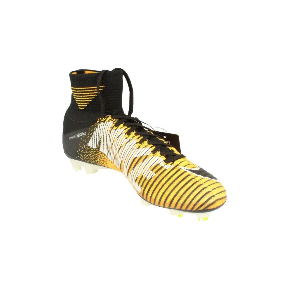 4e141d8c380f ... Nike Mercurial Superfly V FG Mens Football Boots 831940 Soccer Cleats -  3 ...