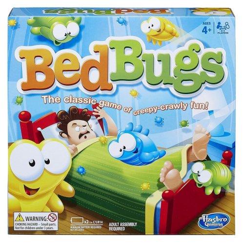 Hasbro Bed Bugs Game