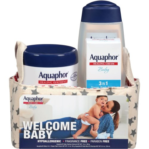 Aquaphor Baby Care Welcome Baby Gift Set