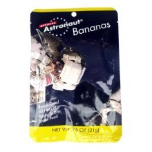 Astronaut Food - Bananas