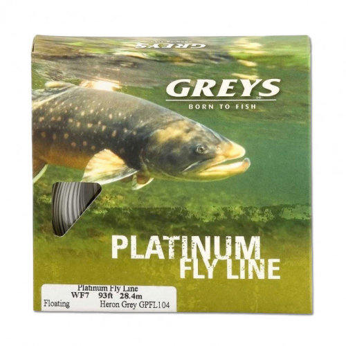 Greys Platinum Fly Line WF7