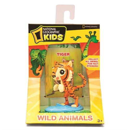 National Geographic Kids - Wild Animals - Tiger