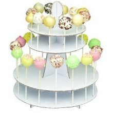 Sweetly Does It Cake Pop Decorating Stand -  cake pop kitchen craft sweetly does decorating stand