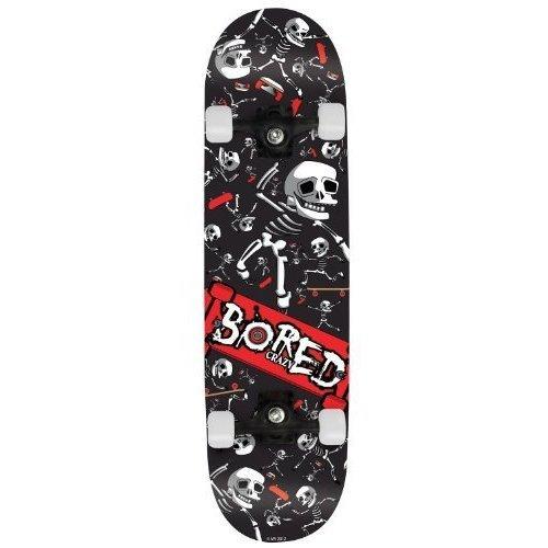 Bored Crazy Skateboard