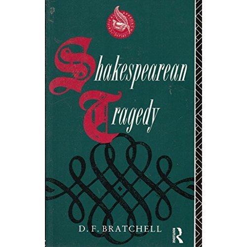 Shakespearean Tragedy (Critical Approach Series)