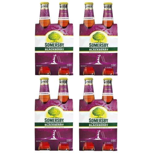 16pk Somersby Blackberry Cider - 16 x 33cl Bottles