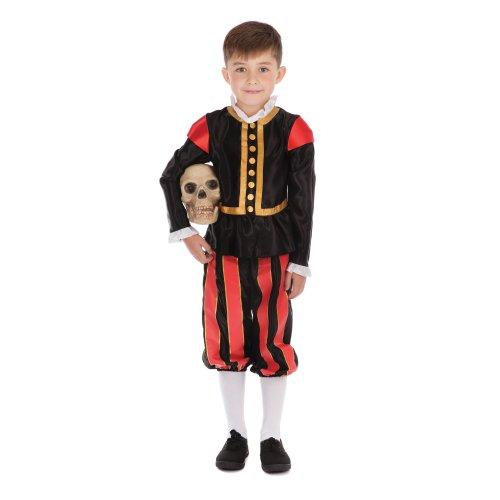 Kids William Shakespeare Costume
