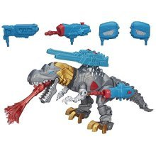 Transformers Hero Mashers Electronic Grimlock Figure