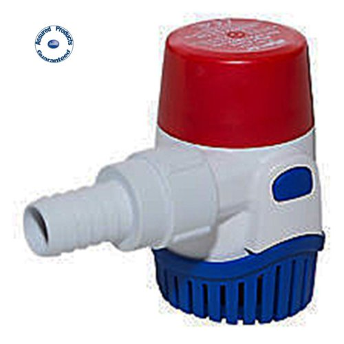RULE 500 GPH BILGE PUMP (New Shape)