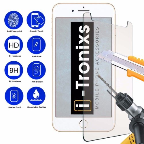 """iTronixs - NUU Mobile M3 (5.5"""") 9H Protection Glass Armor Protective Film Screen Protector Tempered Glass Anti Scratch Laminated Glass"""