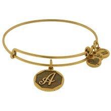 Alex and Ani Initial A Charm Bangle Bracelet - A13EB14AG