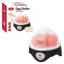 Quest Electric Egg Cooker Boil/Poach with 7 Egg Capacity, 360 W
