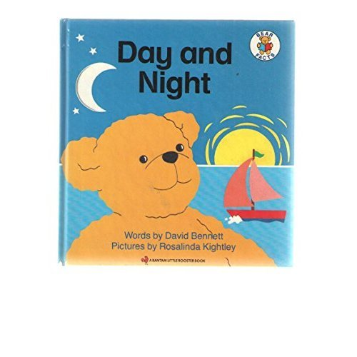 Day and Night (Bear Facts, Book 2)