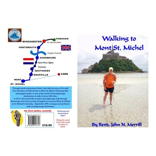 WALKING TO MONT ST. MICHEL