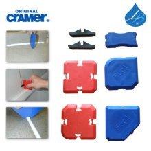 Cramer FUGI 5 Kit 5 Piece Grouting Silicone Profiling Tool Kit