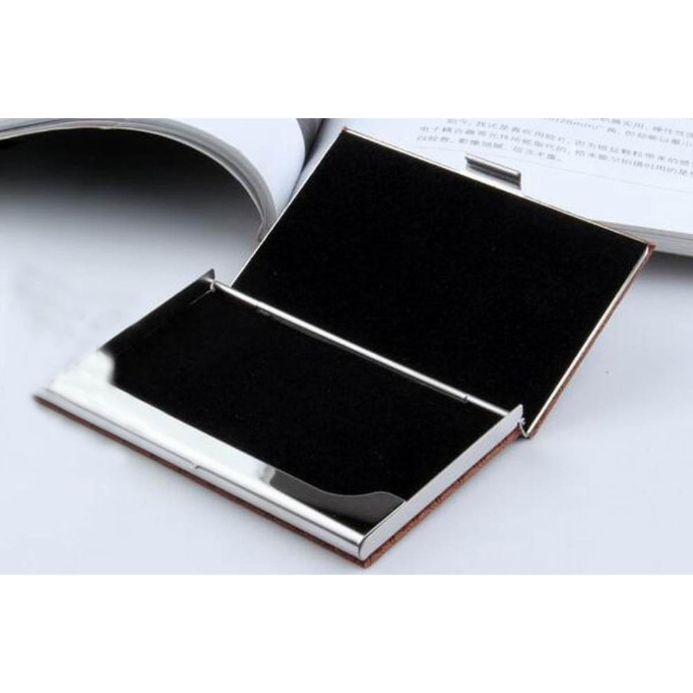 C] Stylish Business Card Holder Business Card Case Name Card Holder ...