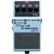 Boss CE-5 Chorus Ensemble Compact Guitar Effects Pedal