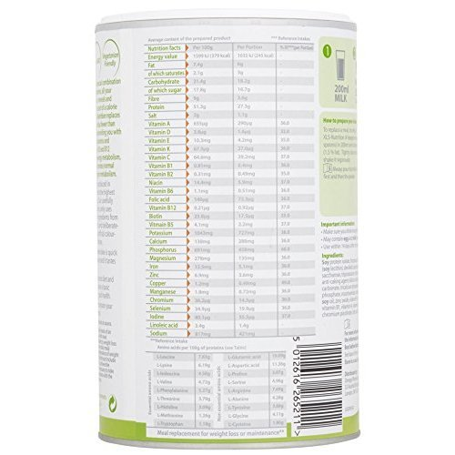 XLS-Nutrition Meal Replacement Shake, Chocolate, 10 Portions