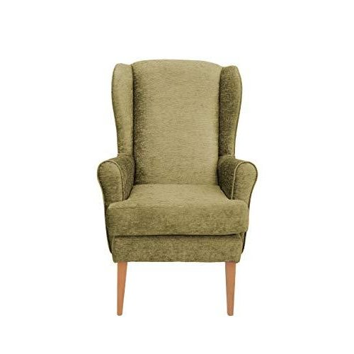 MAWCARE Darcy Orthopaedic High Seat Chair - 21 x 21 Inches [Height x Width] in Darcy Gold (lc21-Darcy_d)