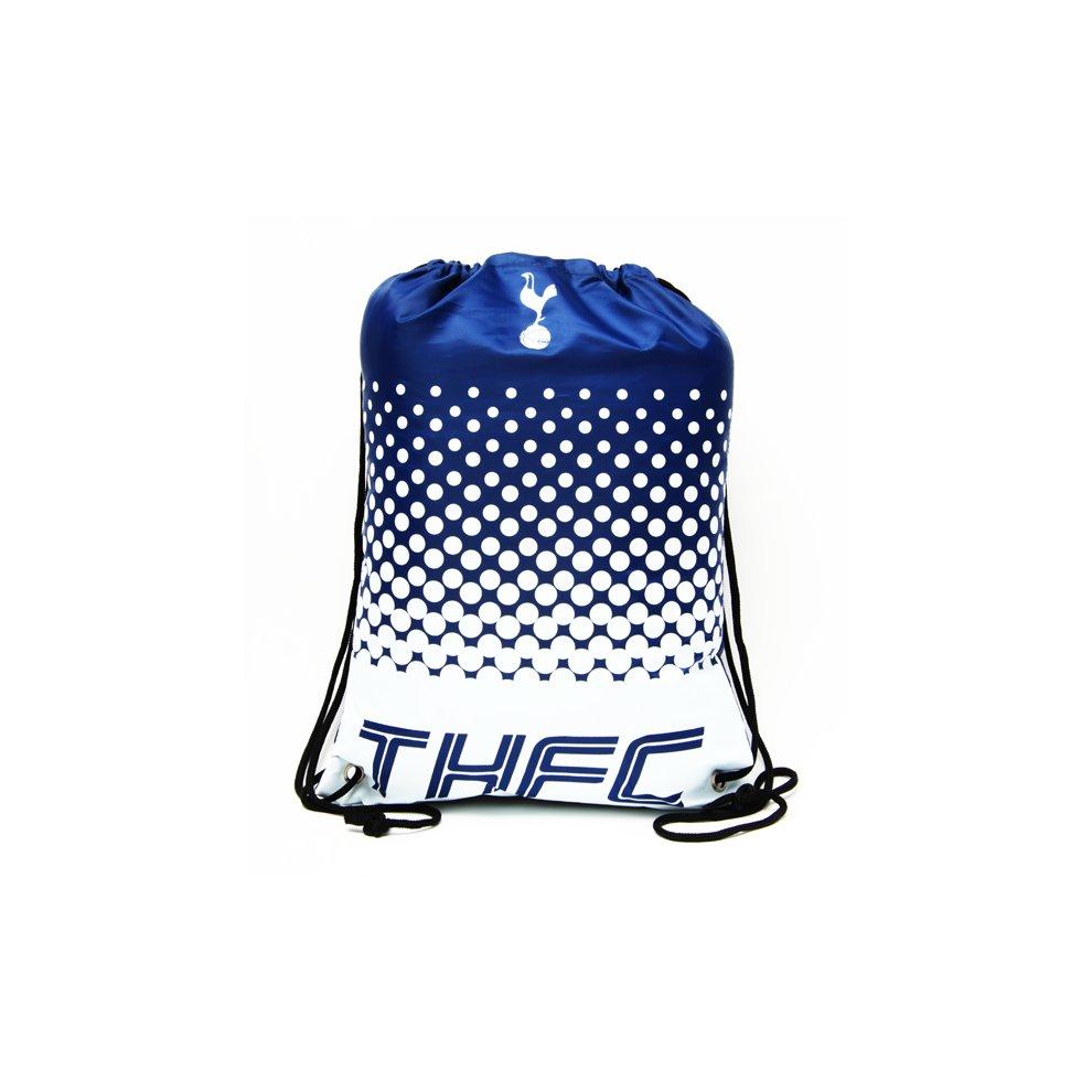 833eba9c68d7 Official Tottenham Hotspur Spurs Football Club Gym School Bag White Fade  Design - gym bag tottenham.