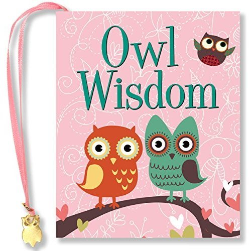 Owl Wisdom (Mini Quotations Book)