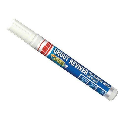 Unibond 1878160 Triple Proctect Grout Reviver Wall Pen 7ml Ice White