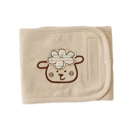 Keep Warm Layette Cotton Baby Belly Band Baby Bibs Bellyband Stomach Cover
